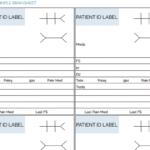 Med Surg Report Sheet Templates