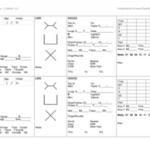 Nursing Report Sheet Templates