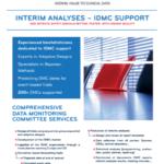 Dsmb Report Template