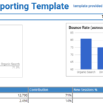 Reporting Website Templates