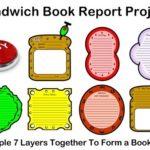 Sandwich Book Report Printable Template