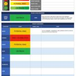 Simple Project Report Template