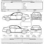 Car Damage Report Template