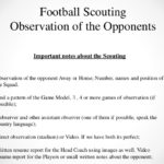 Football Scouting Report Template