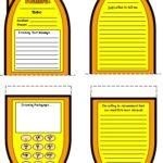 Mobile Book Report Template