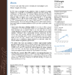 Stock Analyst Report Template