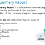 Test Exit Report Template