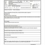 Construction Daily Report Template Free