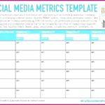 Free Social Media Report Template