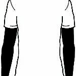 Blank Tee Shirt Template