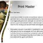 Powerpoint Templates Army