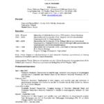 Resume Templates Samples