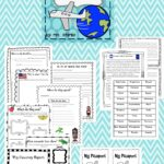 Country Report Template 6th Grade
