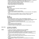 Lpn to Rn Resume Templates