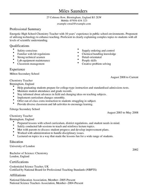 A Professional Report Template