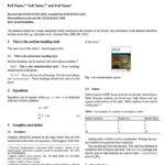 Report Template Latex Download