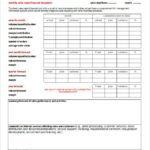 Sales Report Template Xls