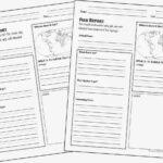 Animal Report Template 3rd Grade Pdf