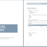 Report Template Microsoft Word